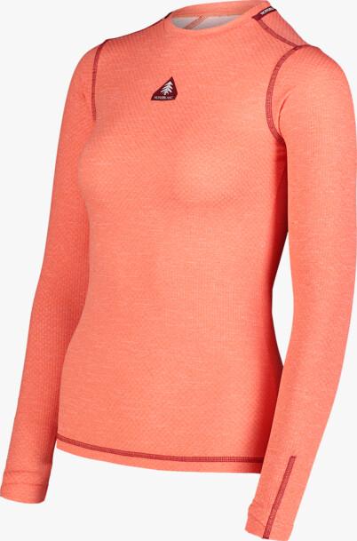 Červené dámske celoročné termo tričko PURVEY