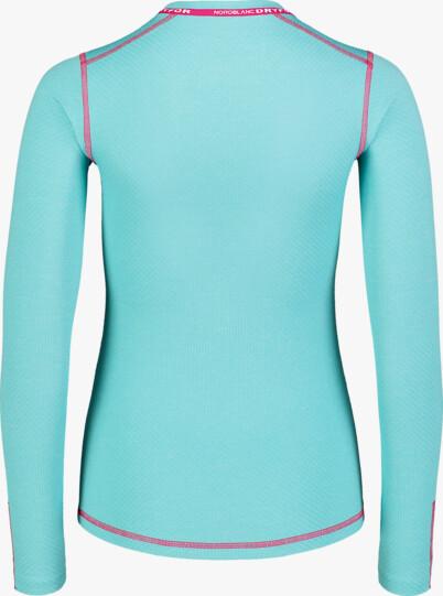 Modré dámske celoročné termo tričko PURVEY