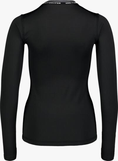 Šedé dámske zimné termo tričko PLY