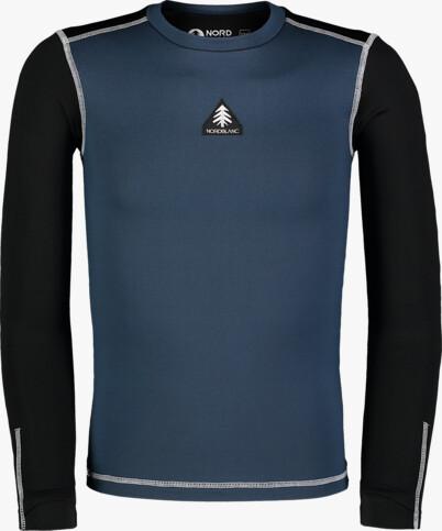 Kék gyermek téli termikus póló FLINCH - NBBKD7103S