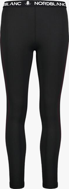 Čierne dámske zimné termo nohavice CONFIDE