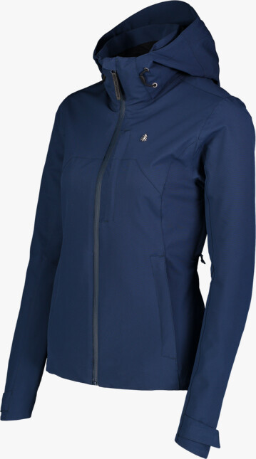 Modrá dámska outdoorová bunda COPE - NBSJL7119