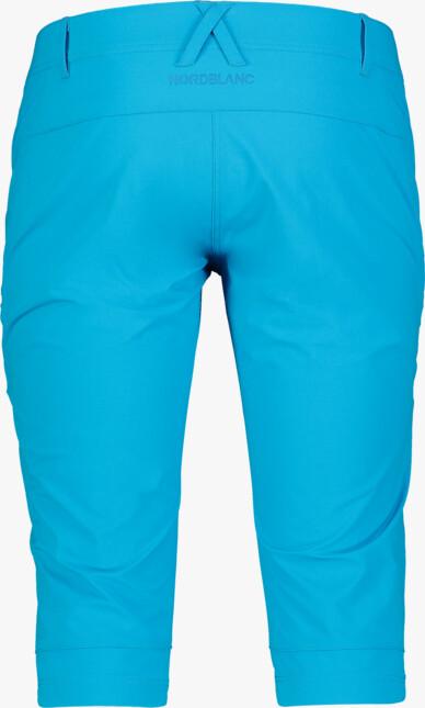 Pantaloni scurți albaștri outdoor pentru femei VENERATE - NBSPL7135