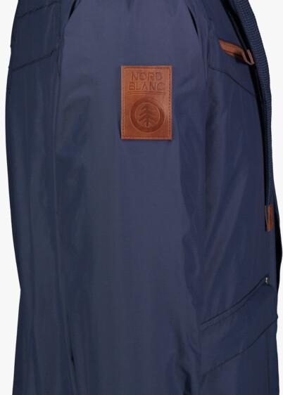 Men's blue light spring- autumn jacket PARTAKE - NBSJM7165