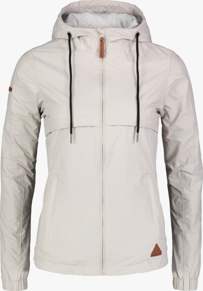Women's grey light spring- autumn jacket FAIN - NBSJL7169