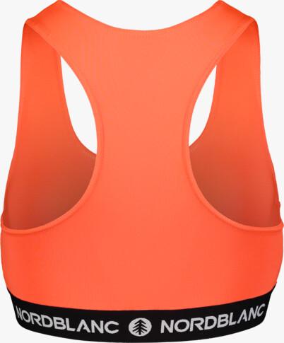 Oranžová dámská fitness podprsenka MOVABLE - NBSLF7188