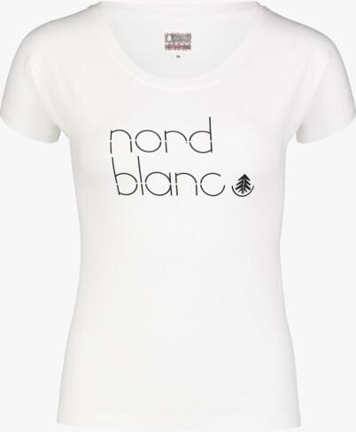 Tricou alb pentru femei MODISH