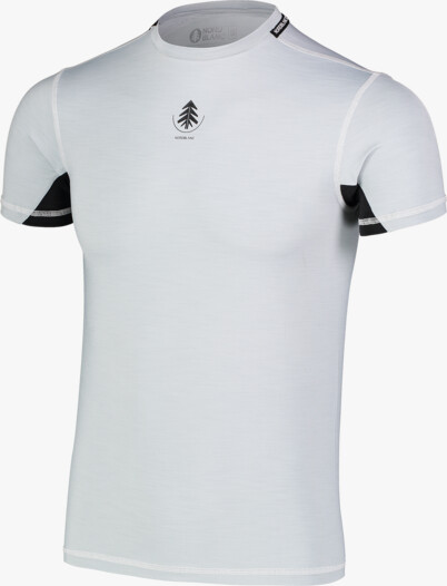 Tricou termo ușor gri pentru bărbați MINGY - NBBMU7089