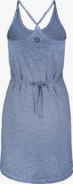 Women's blue dress REPOSE - NBSLD7248