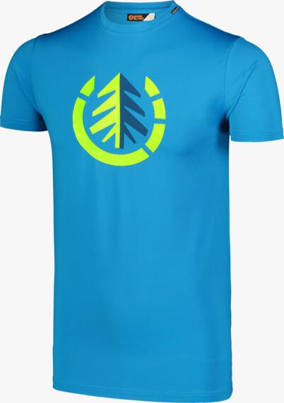 Kék férfi fitness póló FULFIL