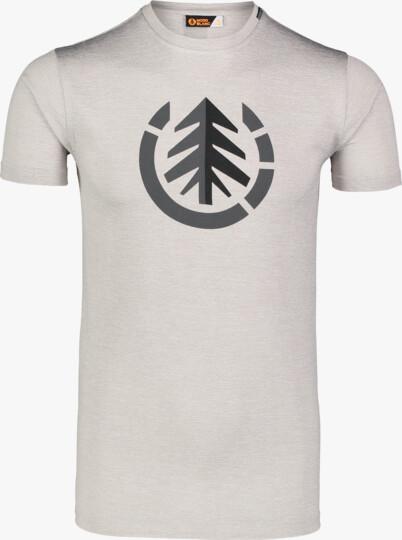 Szürke férfi fitness póló FULFIL