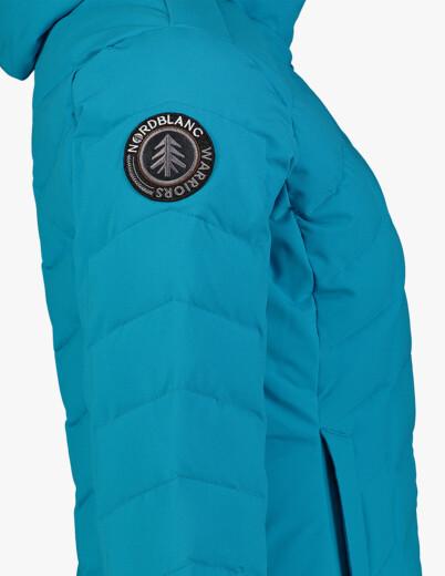 Geacă de schi albastră pentru femei CAGEY