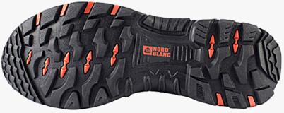 Barna outdoor bőr cipő MYSABRE - NBLCM14