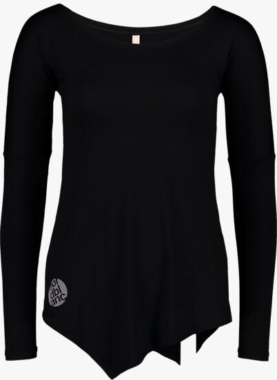 Fekete női póló LAPPET