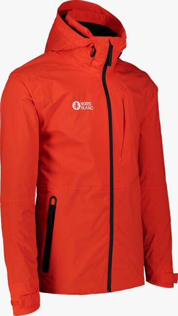 Geacă portocalie outdoor pentru bărbați EVOKE - NBSJM7371