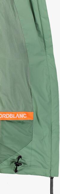 Jachetă ușoară verde de primăvară pentru bărbați POUCH - NBSJM7372