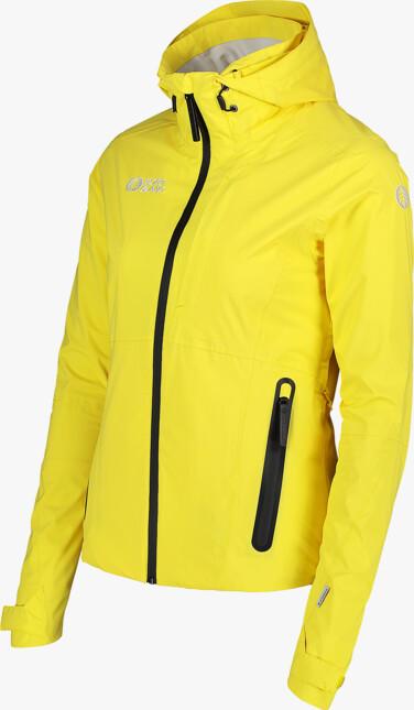 Žlutá dámská outdoorová bunda GEOGRAPHICAL