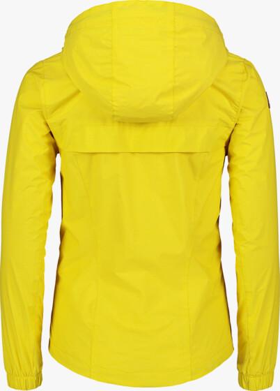 Jachetă ușoară galbenă de primăvară pentru femei INLUX - NBSJL7375