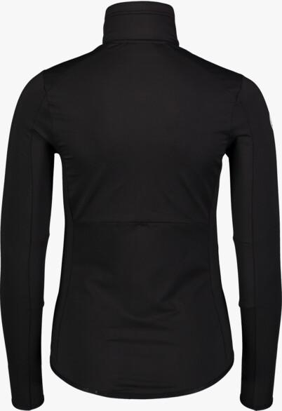 Women's black power fleece jacket ACME