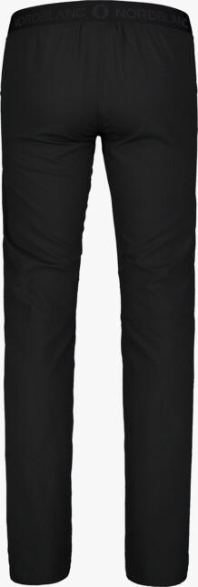 Women's black ultra lightweight outdoor pants HIKER