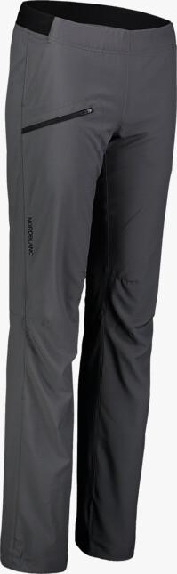 Women's grey ultra lightweight outdoor pants HIKER