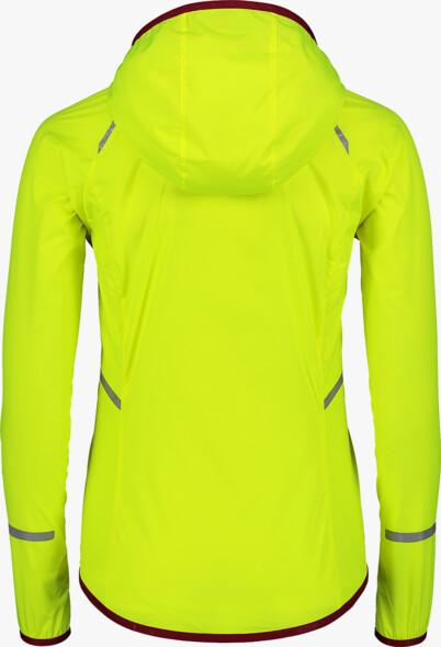Žlutá dámská ultralehká cyklobunda FLEET