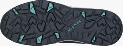 Kék női outdoor bőr cipő PRIMADONA