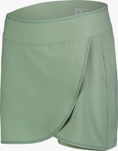 Zelená dámská sportovní šortko-sukně SOPHISTICATED