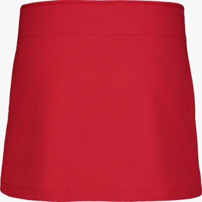 Piros női sport nadrágszoknya SOPHISTICATED