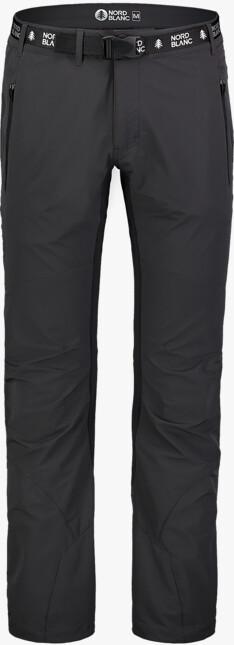 Men's grey outdoor pants ADVENTURE