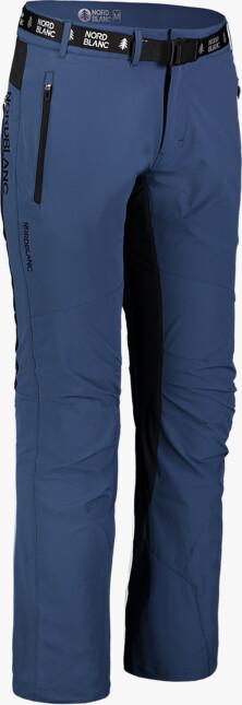 Men's blue outdoor pants ADVENTURE