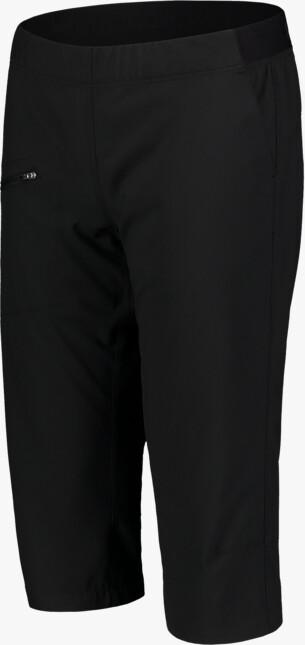 Damen Ultraleichte- Outdoor- Shorts schwarz EASEFUL