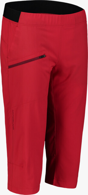 Damen Ultraleichte- Outdoor- Shorts rot EASEFUL