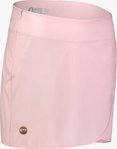Ružová dámska športová šortko-sukňa SOPHISTICATED