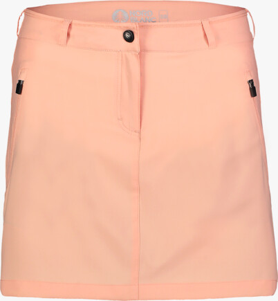 Women's orange sport skorts ENIGMATIC - NBSSL7420