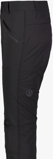 Men's black outdoor pants TRAVELER