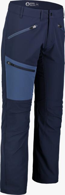 Men's blue outdoor pants TRAVELER