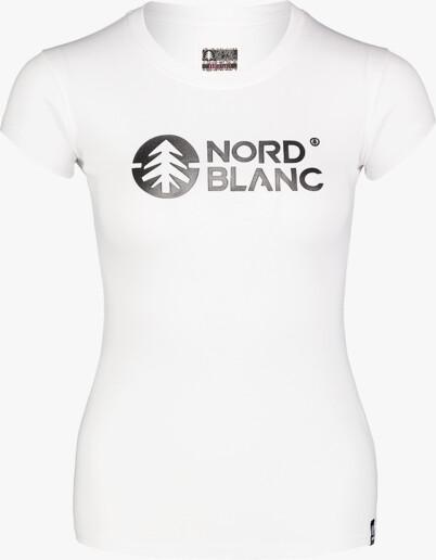 Tricou alb pentru femei CENTRAL