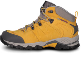 Yellow outdoor leather shoes MYSABRE - NBLCM14