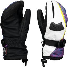Fialové dámské rukavice GEAR - NBWG3344