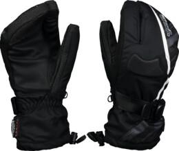Šedé dámské rukavice GEAR - NBWG3344