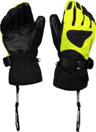 Zelené pánské rukavice EXPERT - NBWG4726