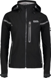 Women's black waterproof hardshell jacket COLER - NBSHL1801A