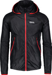 Men's black Sport light jacket 2in1 LIFELONG - NBSJM5001