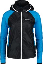 Modrá dámská lehká sportovní bunda 2v1 LIVELY