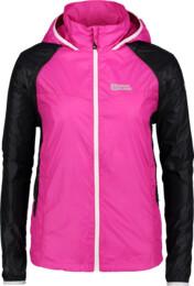 Damen Leichte- Sportjacke 2in1 pink LIVELY