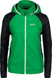 Zöld női könnyű sport dzseki/kabát 2az1ben LIVELY