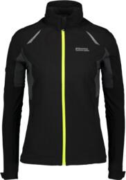 Čierna dámska športová bunda PERFECT - NBSSL5511