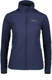 Women's violet light softshell jacket ALTER - NBSSL5517