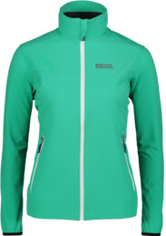 Women's green light softshell jacket ALTER - NBSSL5517